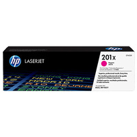 HP #201X Magenta Toner CF403X 2,300 pages