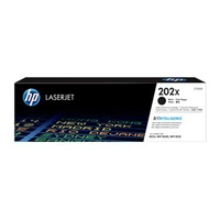 HP 202X LaserJet Toner Cartridge - Black (CF500X)