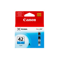 Canon CLI-42C CYAN INK CARTRIDGE FOR PIXMA PRO-100