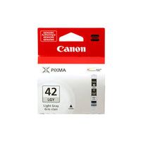 Canon CLI-42LGY LIGHT GREY INK CARTRIDGE FOR PIXMA PRO-100