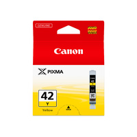 Canon CLI42 Yellow Ink Cart