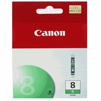Canon CLI8G GREEN INK CARTRIDGE FOR PRO9000, PRO9000MKII
