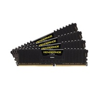 Corsair Vengeance LPX 32GB (4x8GB) DDR4,3200MHz 32G 4 x 288 DIMM, Unbuffered, 16-18-18-36, Vengeance LPX Black Heat spreader, 1.35V, XMP 2.0, Supports