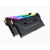 Corsair Vengeance RGB PRO 32GB (2x16GB) DDR4 3200MHz C16 Desktop Gaming Memory