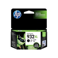 HP CN053AA 932XL High Yield Black Original Ink Cartridge, 1000 pages