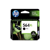 Hewlett Packard 564XL (CB321WA) BLACK INK 550 PAGE YIELD FOR D5400