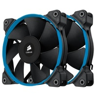 Corsair Air Series AF120 Quiet Edition Case Fan - Twin Pack CO-9050002-WW