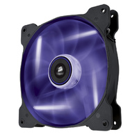 Corsair Air Series SP140 LED High Static Pressure Edition 140mm Fan Purple CO-9050028-WW