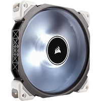 Corsair ML140 PRO LED 140mm Premium Magnetic Levitation Fan White CO-9050046-WW