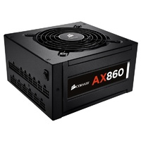 Corsair AX860 860W 80+ Platinum Modular Power Supply
