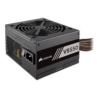 Corsair VS Series V2 550W 80 Plus White Power Supply