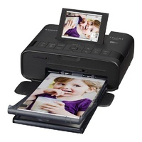 Canon Selphy CP1300BK A4 Colour Wireless Portable Inkjet Printer - Black