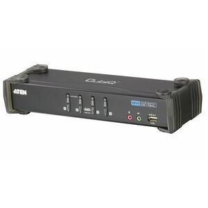 ATEN CS1764A 4 Port USB DVI/Audio KVMP Switch