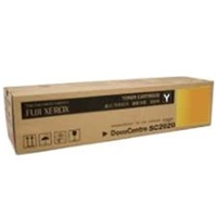 Fuji Xerox STD CAP YELLOW TONER (3K) FOR SC2020