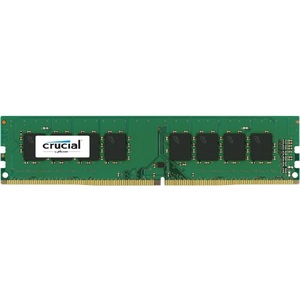 Crucial 16GB (1x16GB) DDR3L UDIMM 1600MHz CL11 1.35V Dual Ranked Single Stick Desktop PC Memory RAM