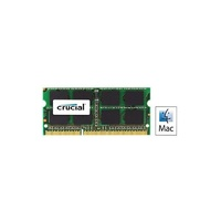 Crucial 4GB (1x 4GB) DDR3 1600MHz SODIMM Memory for Mac