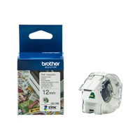 Brother CZ-1002 12mm Full Colour Roll Casette - 5m