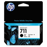 Hewlett Packard 711 BLACK INK CARTRIDGE 38-ML FOR DESIGNJET T120, T520