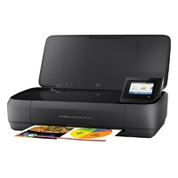 HP OfficeJet 250 Mobile A4 Colour Multifunction Wireless Inkjet Printer