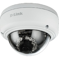 D-LINK DCS-4602EV Vigilance Full HD Day & Night Outdoor Dome Vandal-Proof PoE Network Camera