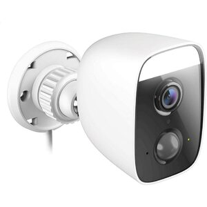 D-Link Full HD Outdoor Wi-Fi Spotlight Camera