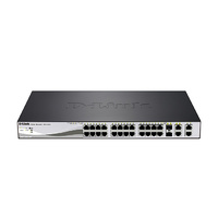 D-LINK DES-1210-28P PoE Fast Ethernet WebSmart Switch