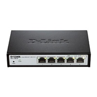 D-LINK DGS-1100-05    5-Port Gigabit EasySmart Switch