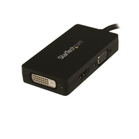 StarTech DisplayPort to VGA / DVI / HDMI Adapter