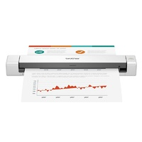 Brother DS-640 A4 Portable Document Scanner
