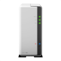 Synology DiskStation DS119j 1-Bay Diskless NAS Dual Core CPU 256MB RAM DS119j