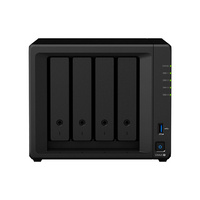 "Synology DiskStation DS420+ 4 Bay 3.5"" Diskless Intel Celeron J4025 2 core 2xGbE NAS (SMB)  2GB RAM"