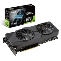 ASUS GeForce RTX 2080 Super Dual EVO OC 8GB Video Card