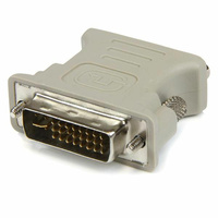 StarTech DVI-I to VGA Cable Adapter - M/F