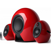 Edifier E235 LUNA E 2.1 THX-Certified Active Blutooth Speaker Red