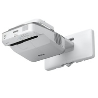 Epson EB-680 XGA 3LCD Ultra Short Throw Data Projector