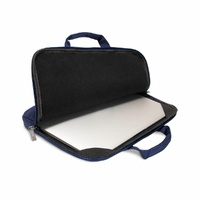 "Everki ContemPRO 13.3"" Laptop Sleeve with Memory Foam - Navy"