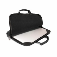 "Everki 13.3"" ContemPRO Laptop Sleeve with Memory Foam - Black"