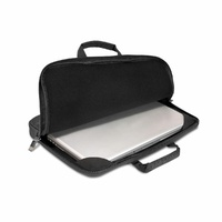 "Everki 15.6"" ContemPRO Laptop Sleeve with Memory Foam - Black"