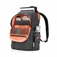 "Everki 15.6"" ContemPRO Commuter Laptop Backpack - Black"