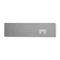 Microsoft EKZ-00009 Modern Keyboard with Fingerpint ID - Gray EKZ-00009