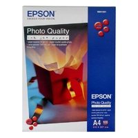 Epson A4 Photo Quality Inkjet Paper 100 Sheets