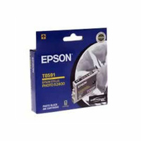 Epson T0591 Black Ink Cart 450 pages Black