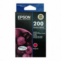 Epson 200 Magenta Ink Cart 165 pages Magenta