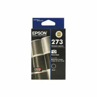 Epson 273 Photo Black Ink Cartridge 250 pages