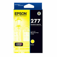 Epson 277 Yellow Ink Cartridge 360 pages