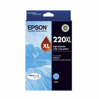 Epson 220 HY Cyan Ink Cartridge