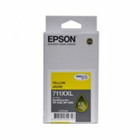 Epson 711XXL Yellow Ink Cartridge 3,400 pages