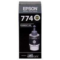 Epson T774 Black EcoTank Ink Bottle