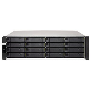 QNAP ES1686dc-2142IT 16-Bay Diskless 3U Rackmount NAS Xeon D-2142IT 3.0GHz 128GB