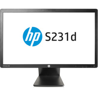 "HP EliteDisplay S231d 23"" Full HD IPS LED Notebook Docking Monitor with Webcam"